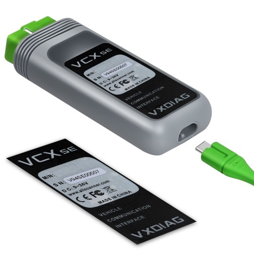 (Ship from UK) VXDIAG VCX NANO PRO Diagnostic Tool with 3 Free Car Software from GM/FORD/MAZDA/VW/AUDI/HONDA/VOLVO/TOYOTA/JLR/JLR Doip/Subaru