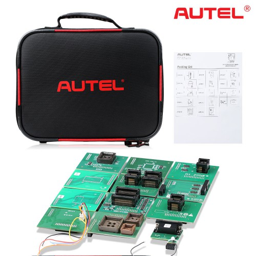 Original Autel IMKPA Expanded Key Programming Accessories Kit Work With XP400PRO/ IM608Pro One Year Warranty
