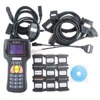 T300 key programmer English V20.3 Free Shipping by DHL