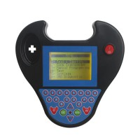 (Ship from UK) Mini Type Smart Zed-Bull Zedbull Key Programmer Black Color No Tokens Limitation