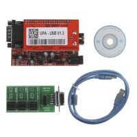 (Ship from UK) UPA USB Programmer for 1.3 Version Main Unit for Sale