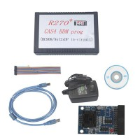 Original R270+ V1.20 BDM Programmer For BMW CAS4 From 2001-2009