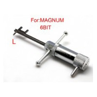 Original MAGNUM New Conception Pick tool (Left Side)FOR MAGNUM 6BIT