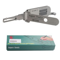 Super Auto Decoder and Pick Tools HU100 V2