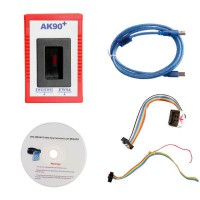 V3.19 Ak90+ AK90 Key Programmer for All BMW EWS