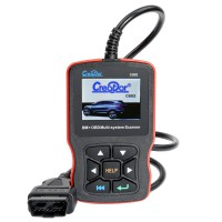 (Ship from UK) Creator C502 BENZ & OBDII/EOBD Multi-system Scanner
