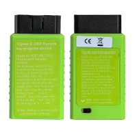 For Toyota G and T-o-y-o-t-a H Chip Vehicle OBD Remote Key Programming Device