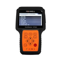 (Ship from UK) Foxwell NT644 AutoMaster All Makes Full Systems+ EPB+ Oil Service Scanner Free Update Lifetime