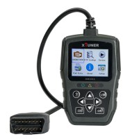 XTUNER AM1011 OBDII/EOBD Plus Code Reader Multi-language Life-Time Warranty