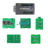 CG100 ATMEGA Adapter for CG100 PROG III Airbag Restore Devices with 35080 EEPROM and 8pin Chip Free Shipping No Tax
