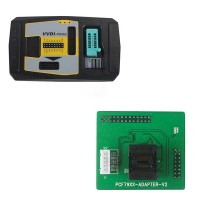 (Ship from UK) Latest V4.7.8 Xhorse VVDI PROG Programmer with PCF79XX Adapter