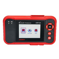(Ship from UK) 100% Original Launch Creader CRP129 Professional Auto Code Reader Scanner