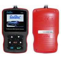 Creator C503 for VW+OBD Multi-System Scanner