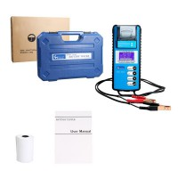 BT900 Automotive Battery Tester with printer