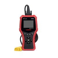 (Ship from UK) 100% Original LAUNCH Creader 3008 OBD2 Code Reader Scanner Support obd2 + Battery test CR3008 OBDII diagnostic tool free update