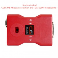 (Authorization) CGDI MB Mileage correction and GATEWAY Read/Write
