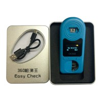 2019 New Arrival CK360 Easy Check Remote Control Remote Key Tester for Frequency 315Mhz-868Mhz & Key Chip & Battery 3 in 1 Free Shipping