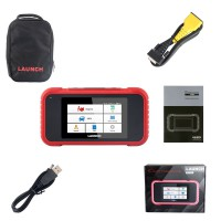 [Promo £135] Original Launch CRP123E OBD2 Code Reader Support  Engine/ ABS Airbag/ SRS/ Transmission Test Free Update Lifetime