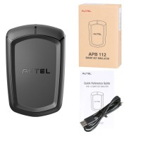 AUTEL APB112 Smart key simulator Compatible with IM608 supports to simulate the 4D type chip