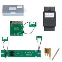 Yanhua Mini ACDP Module12 Volvo Extra Package Including CEM2 V1 and VOLVO KVM V1 Interface Board/ Double CAN Adapter and VOLVO Copper Pillar Package