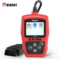 VIDENT iEasy300 iEasy-300 CAN OBDII/EOBD Code Reader Multi-languages 3 Years Free Update Online