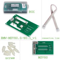 Yanhua Mini ACDP MSV80 Integrated interface board Combination
