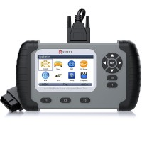 (Ship from UK)Vident iAuto700 Professional All System Scan Tool for Engine Oil Light EPB EPS ABS Airbag Reset Battery Configuration