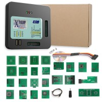 Ship from UK Hot Latest V6.12 X-PROG Box ECU Programmer XPROG-M with USB Dongle