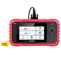 Launch X431 CRP123X Creader Professional OBD2 Scanner 123X  Diagnostic Tool Four Systems Lifetime Free Update