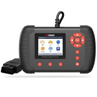 VIDENT iLink440 iLink 440 Four System Scan Tool Support Engine ABS Air Bag SRS EPB Reset Battery Configuration