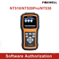 Foxwell NT510/NT520/NT530 Scanner Software Autherzation for Benz/Opel/Renault/Peugeot