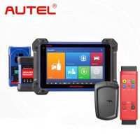 [Ship from UK/EU] Autel MaxiIM IM608 Key Programmer Full Version with Autel APB112 Smart Key Simulator G-BOX2 Adapter No IP Blocking Problem