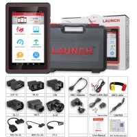 [UK/Czech Ship No Tax] Launch X431 Pro Mini V3.0 WIFI/Bluetooth Full ECU Diagnostic Tool 2 Years Free Update Online