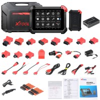 (Ship from UK) Original XTool PS90 Tablet Vehicle Diagnostic Tool Support Wifi and Special Function Two Years Free Update Online