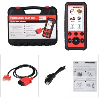 [Ship from UK] AUTEL MaxiDiag MD808 Pro All Systems OBDII Scanner Free Update All Life Time