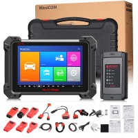 [UK/EU Ship No Tax] Autel MaxiCOM MK908 Automotive Diagnostic Tool Support ECU/Key Coding Updated Version of Maxisys MS908