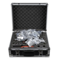 [Ship from UK] Hot LISHI 2 in 1 Auto Pick and Decoder Locksmith Kit Including 77pcs in the Package