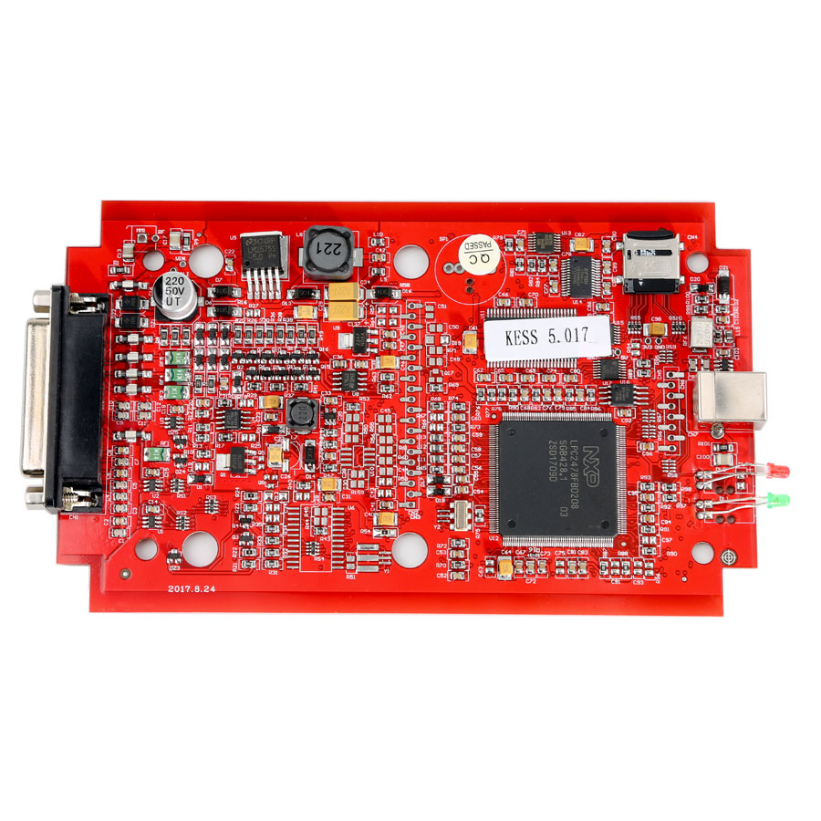Kess V2 V5.017 Red Board Display-1