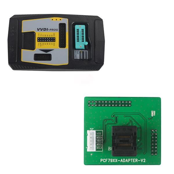 Original Xhorse VVDI PROG Programmer with?PCF79XX Adapter