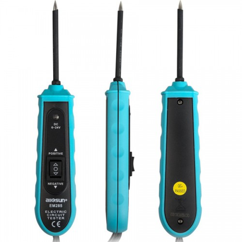 (Ship from UK) All-Sun EM285 Power Probe Car Electric Circuit Tester Automotive Tools 6-24V DC