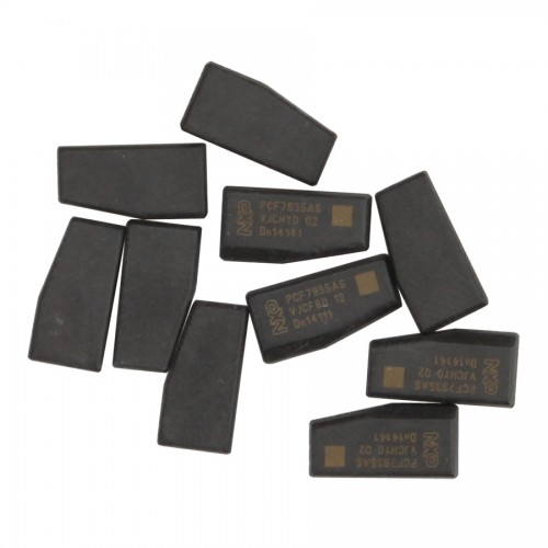 10pcs/lot ID 44 PCF7395 Transponder Chip For BMW