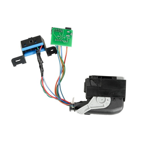 For Mercedes ME9.7 ME 9.7 ECU ECM Engine Computer with V7020 Red Board KTAG Plus for Mercedes Benz ECU ME9.7/272-273/ Renew Cable