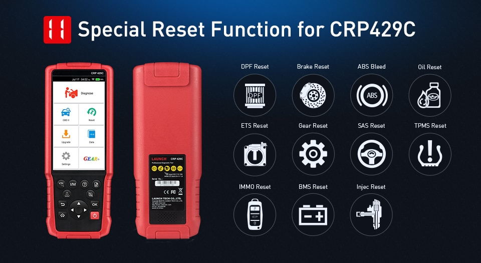 Launch CRP429C Scanner - 03