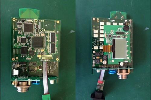MB SD C4 PCB 1