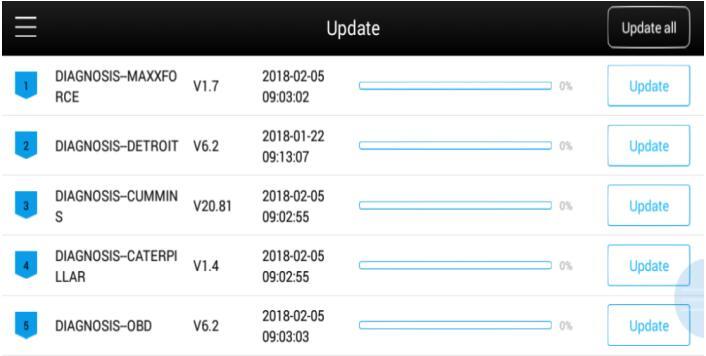 XTOOL A80 Bluetooth/WiFi Full System OBDII Diagnostic tool
