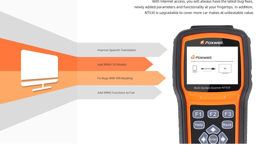 Foxwell NT530 scanner - 05