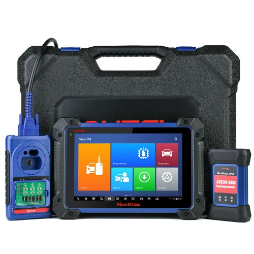 [Ship from UK] 100% Original AUTEL MaxiIM IM608 Key Programmer Plus AUTEL APB112 Smart Key Simulator